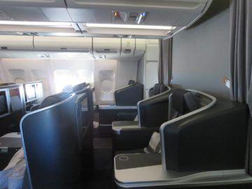sas business class a340 kabine 4