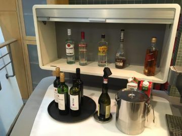 sas gold lounge kopenhagen harteralkohol