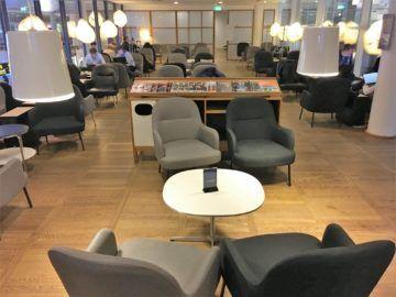 sas gold lounge kopenhagen sitzbereich2