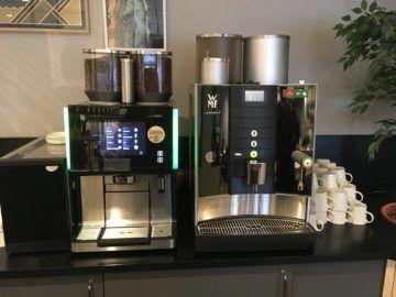 sas gold lounge stockholm kaffeemaschine 1