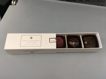 SAS Plus Pralinen