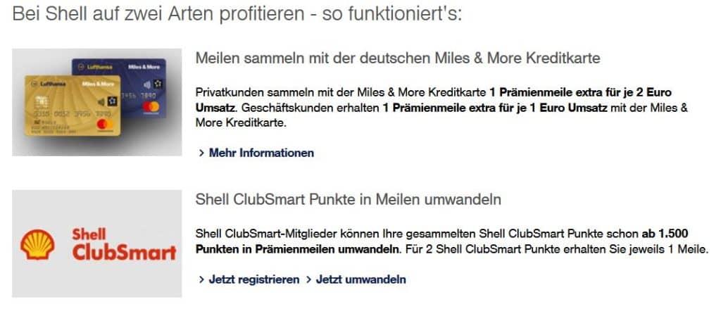 shell miles and more meilen sammeln 2
