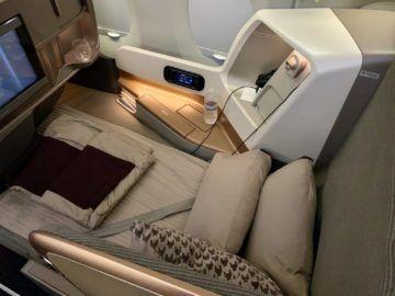 singapore airlines business class a350 900ulr bett 1