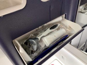 singapore airlines business class a350 900ulr wc 6