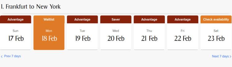 singapore airlines krisflyer kalendersuche 3