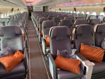 singapore airlines premium economy class a350 900ulr 2