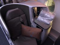 singapore airlines regional business class a350 900 sitz ohne fenster