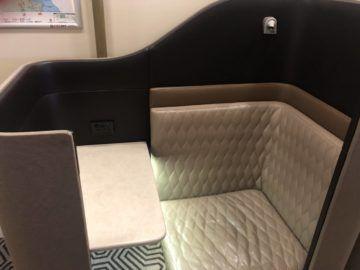 singapore airlines silverkris lounge brisbane arbeitsplatz