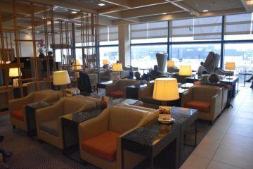 singapore airlines silverkris lounge london heathrow hinterer sitzbereich