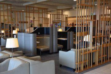 singapore airlines silverkris lounge london heathrow mittlerer sitzbereich