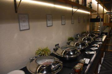 warme Gerichte aus Europa und Asien