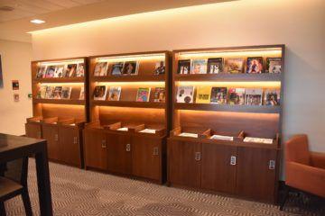 singapore airlines silverkris lounge london heathrow zeitschriften