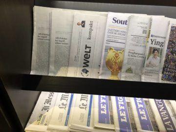 singapore airlines silverkris lounge terminal 2 die welt