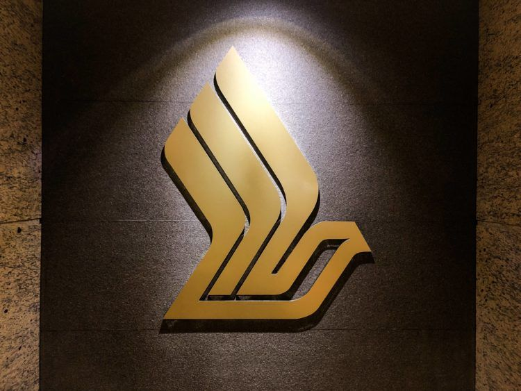 singapore airlines silverkris lounge terminal 2 logo