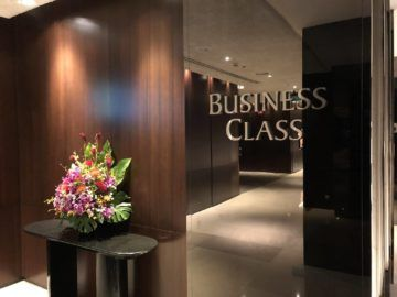 singapore airlines silverkris lounge terminal 3 businessclass
