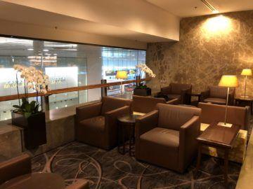 singapore airlines silverkris lounge terminal 3 sesselecke