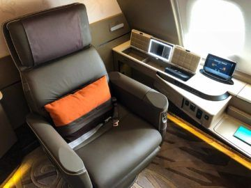singapore airlines suite neu a380