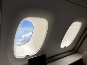 singapore airlines neue first class a380 fenster auf und zu