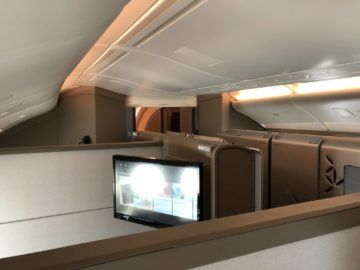 singapore airlines neue first class a380 kabine suiten