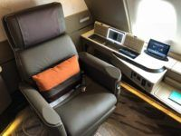 singapore airlines neue first class a380 sitz suite
