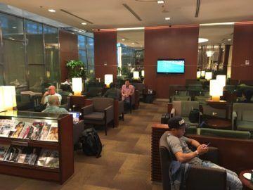 singapore krisflyer gold lounge terminal3 sitzbereich1