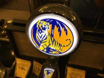 singapore krisflyer gold lounge terminal3 tigerbeer