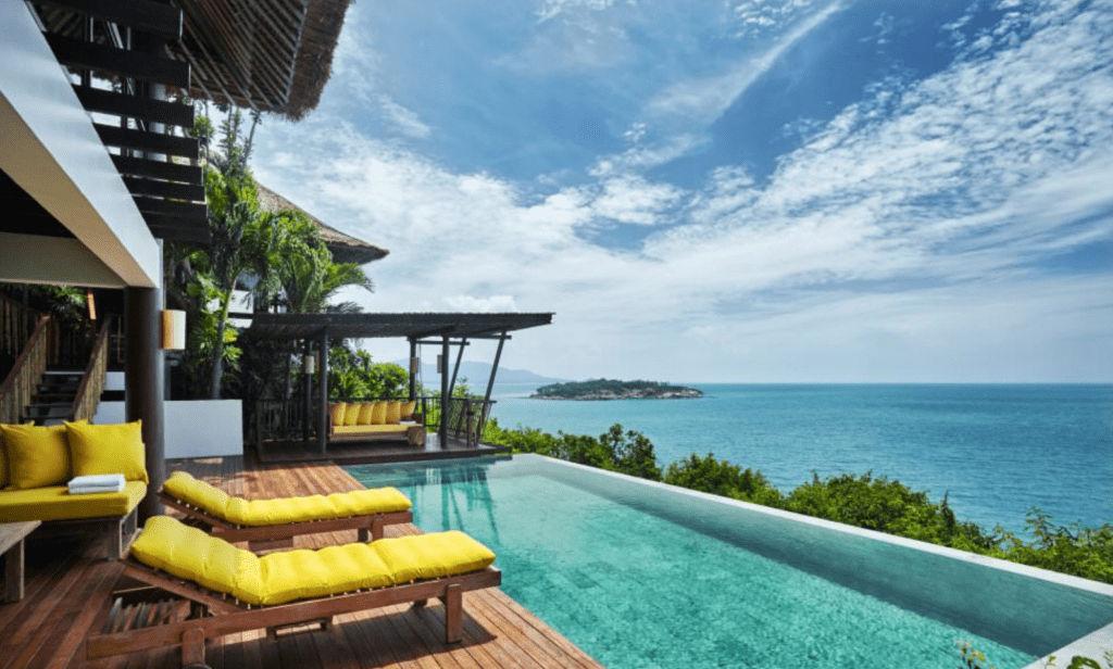 Six Senses Samui Resort in Thailand © Six Senses