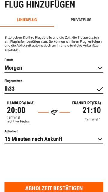 sixt ride app screenshot 3