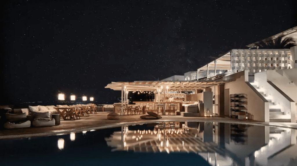 Boheme Hotel auf Mykonos
