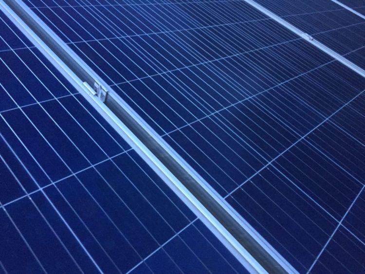 solar panel unsplash