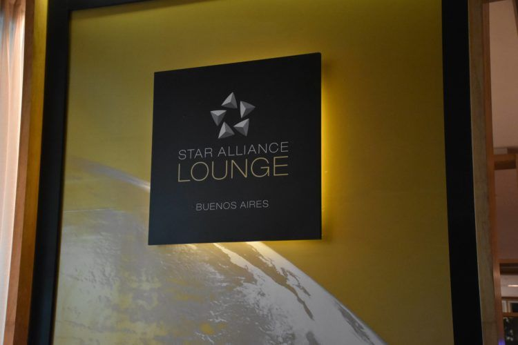 star alliance lounge buenos aires logo