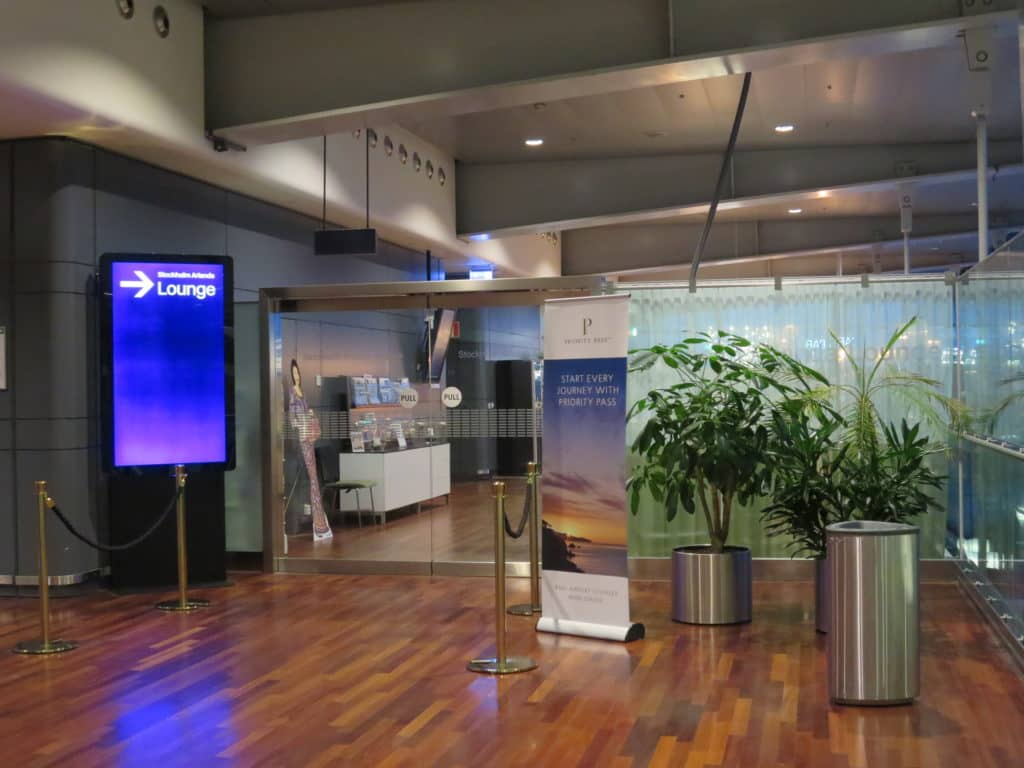 stockholm arlanda lounge priority pass