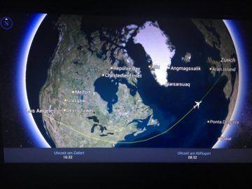 swiss business class 777 300er airshow 5