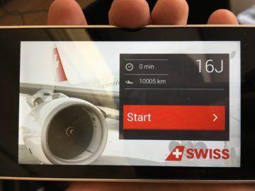 swiss business class 777 300er controller 2
