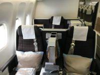 swiss business class 777 300er kabine 3