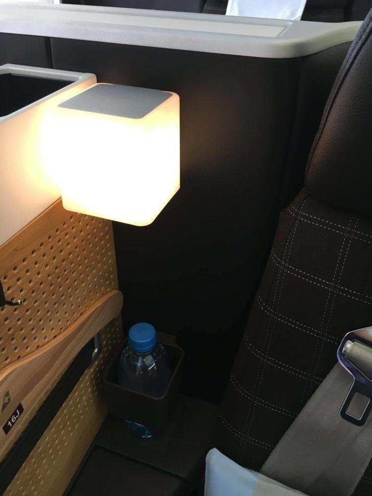 swiss business class 777 300er sitz lampe 1 e1553285778380