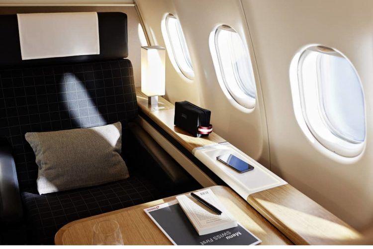 swiss first class a340 neu copyright 1