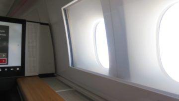swiss first class boeing 777 300er fenster 1