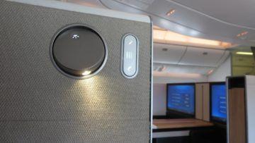 swiss first class boeing 777 300er lampe 1