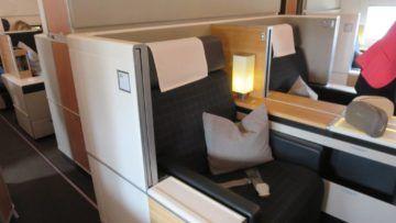 swiss first class boeing 777 300er sitz 5