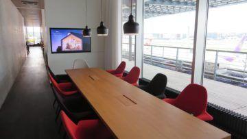swiss first class lounge zuerich e meeting bereich