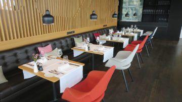 swiss first class lounge zuerich e restaurant 2