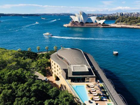 sydney harbour hyatt