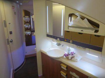 thai airways first class a380 bad 3