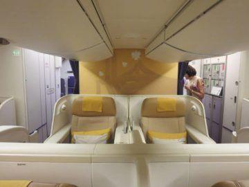 thai airways first class a380 kabine 2