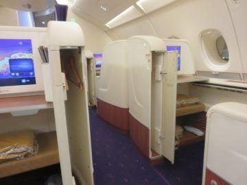 thai airways first class a380 sitz 3
