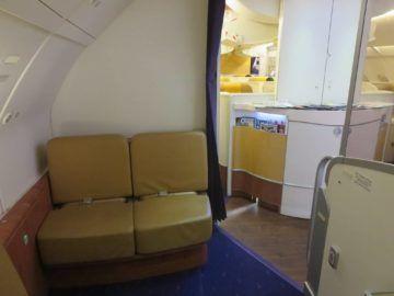 thai airways first class a380 sitzecke 3