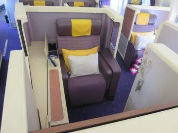 thai airways first class boeing 747 sitz 1