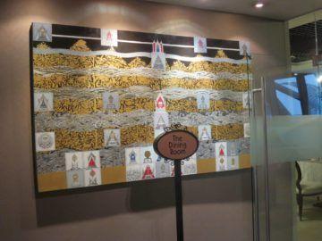 thai airways first class lounge bangkok diningroom 1