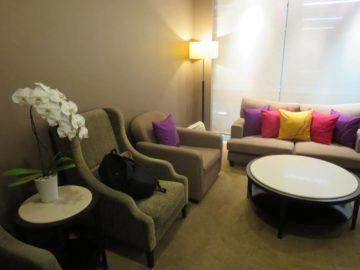 thai airways first class lounge bangkok wohnzimmer 2